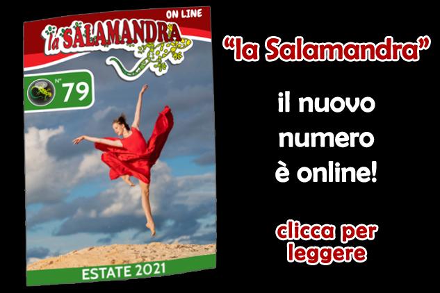 """""""la Salamandra"""" n.79 - Estate 2021"""