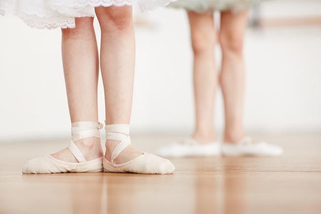 Danza, a quale età cominciare?