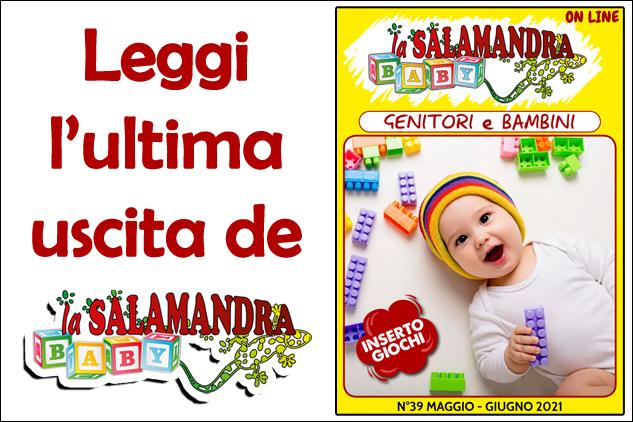 """la Salamandra Baby"" n.39"